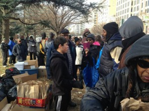 2015 Homeless Outreach